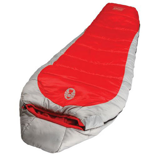 Click here to buy Coleman Women's Sliverton Mummy Sleeping Bag by COLEMAN.