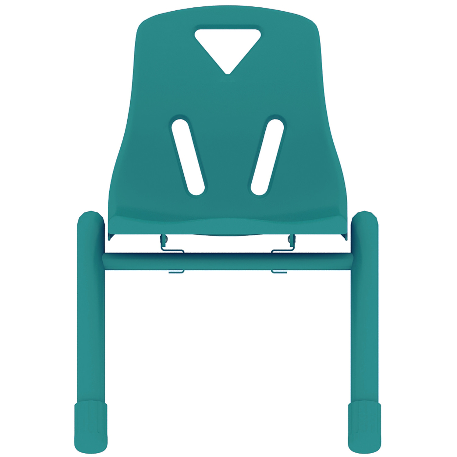 """2xhome - Red - 12"""" Seat Height Modern Kids Plastic Stacking School Chairs Activity"""