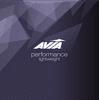 Avia Women's Lightweight Performance Low Cut Socks, 10-Pack