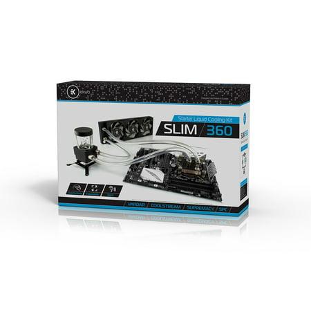 EKWB EK-KIT S360 Compact Water Cooling Kit