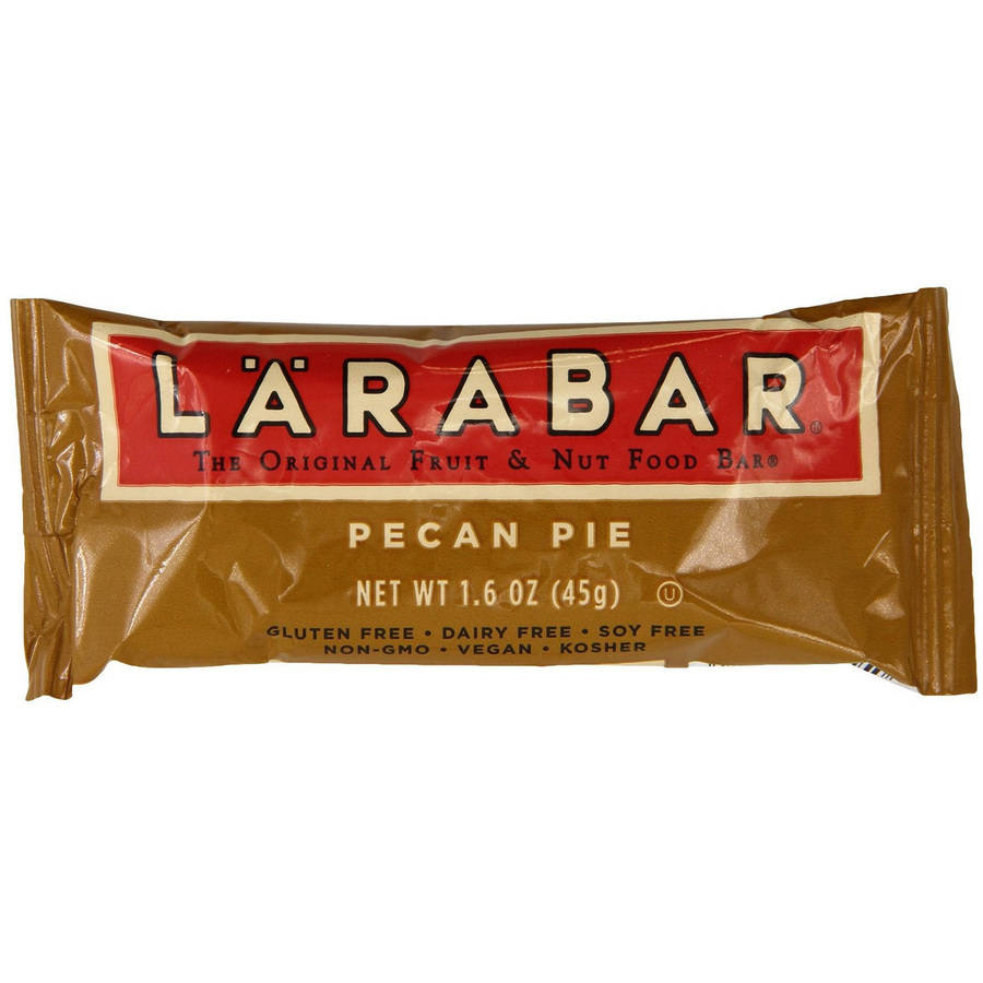 Larabar Pecan Pie Fruit & Nut Food Bars, 1.6 oz, 16 count