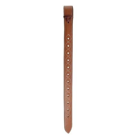 - Martin Saddlery  Flank Billet in Chestnut Leather