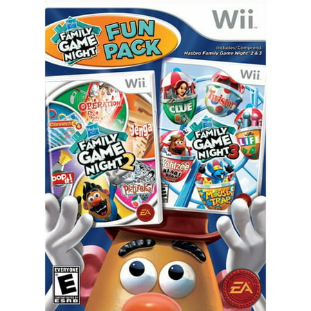 Wii game pack : Things to do san jose this weekend