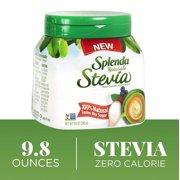 SPLENDA Naturals Stevia Sweetener 9.8 Ounce Jar (1 Pack)