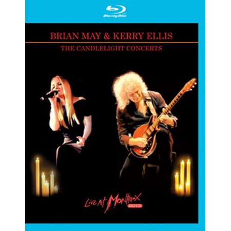 Brian May/Kerry Ellis: The Candlelight Concerts Live at Montreux 2013 (Blu-ray) - Halloween Live Concert