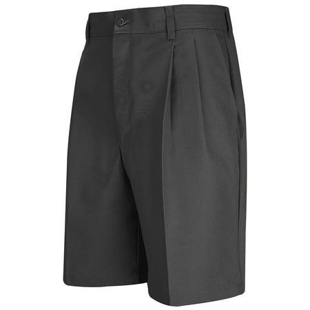 Men's Pleated Front Short
