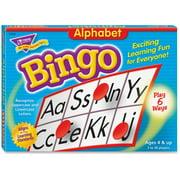 Trend, TEPT6062, Alphabet Bingo Learning Game, 1 Each