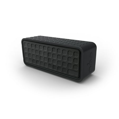 Proscan (PSP258-BLACK) Premium Portable Bluetooth(R) Rugged Garage Speaker