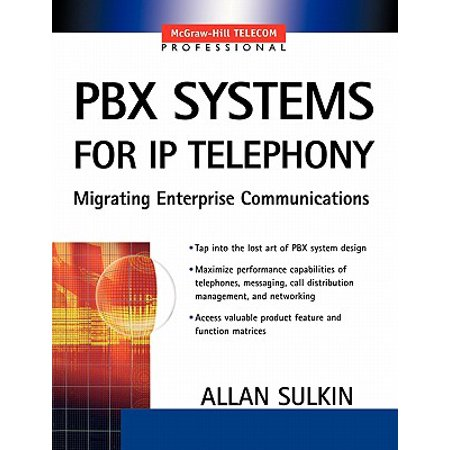 - Pbx Systems for IP Telephony, Migrating Enterprise Communications
