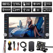 """Best Car Stereo Dvd Gps - 6.2"""" 2 DIN HD Universal Car Stereo Radio Review"""