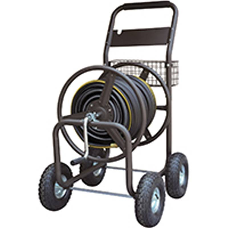 Vulcan TC4703 Hose Reel Carts, 400 Ft Capacity by Hose Reels