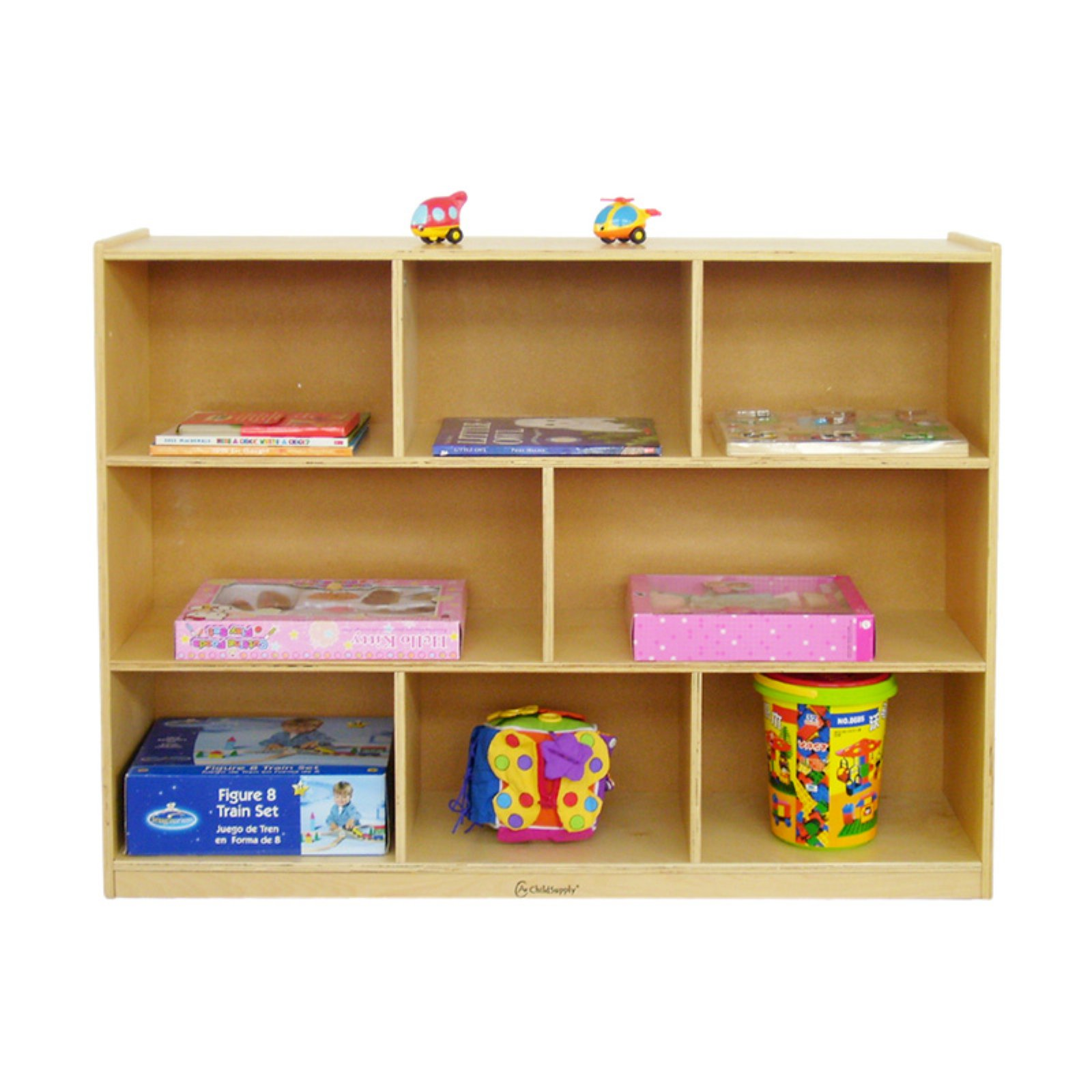 A+ Childsupply Storage Cabinet by A  Child Supply