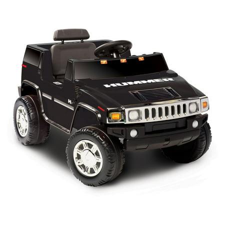 Kid Motorz Hummer H2 Battery Powered Riding Toy Walmart