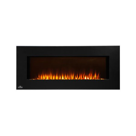 Napoleon EFL42S Azure Series Wall Mount/Built-In Electric Fireplace, 42 Inch