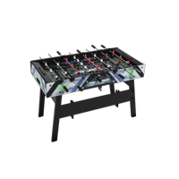 Triumph 2 in 1 Air Zone Air Hockey Foosball Combination Game Table
