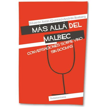 Más allá del Malbec - eBook