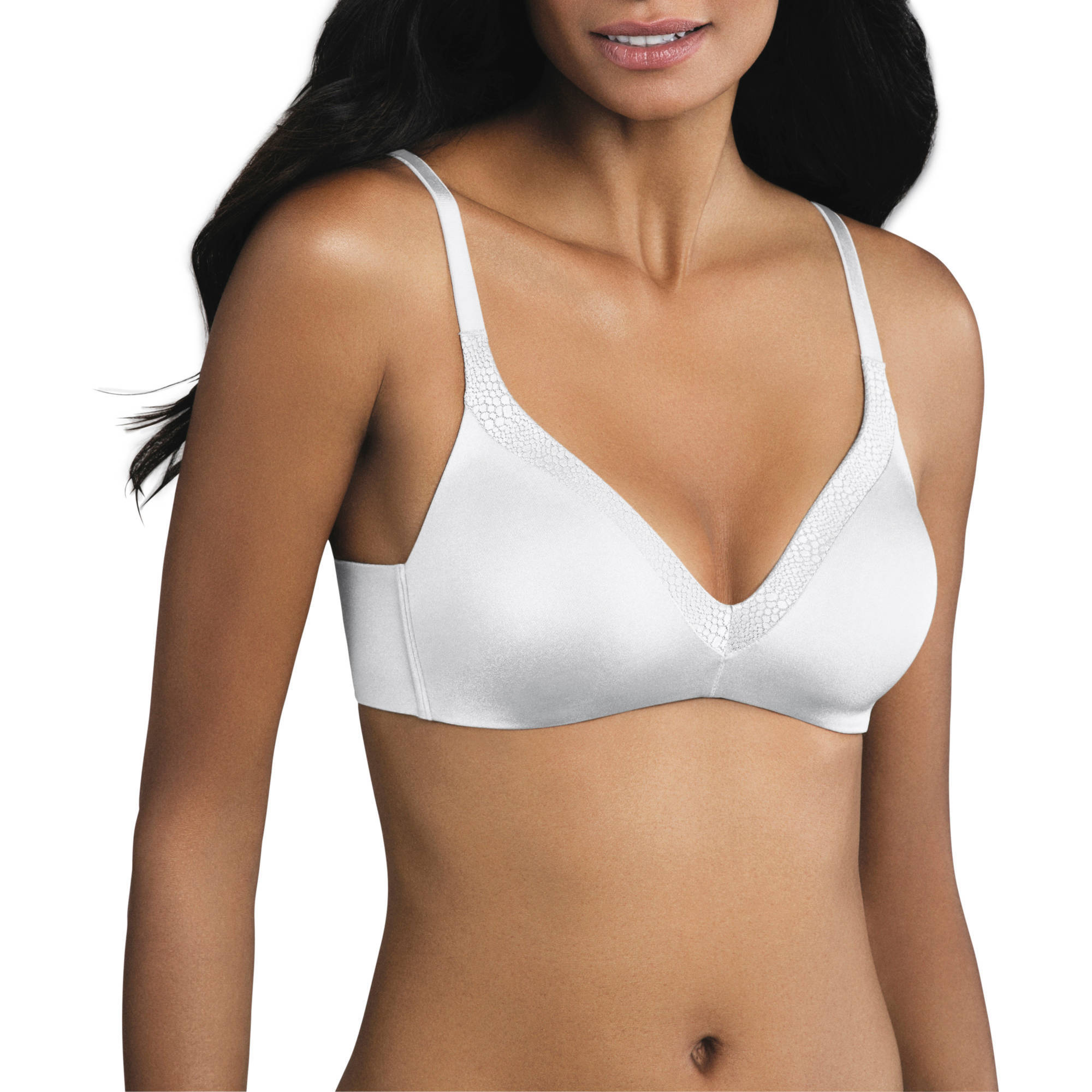Blissful Benefits by Warner's Women's Back Smoothing Wire-Free Bra