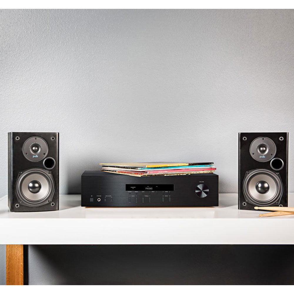 Polk Audio Home Theater And Music Bookshelf Stereo Speakers Pair
