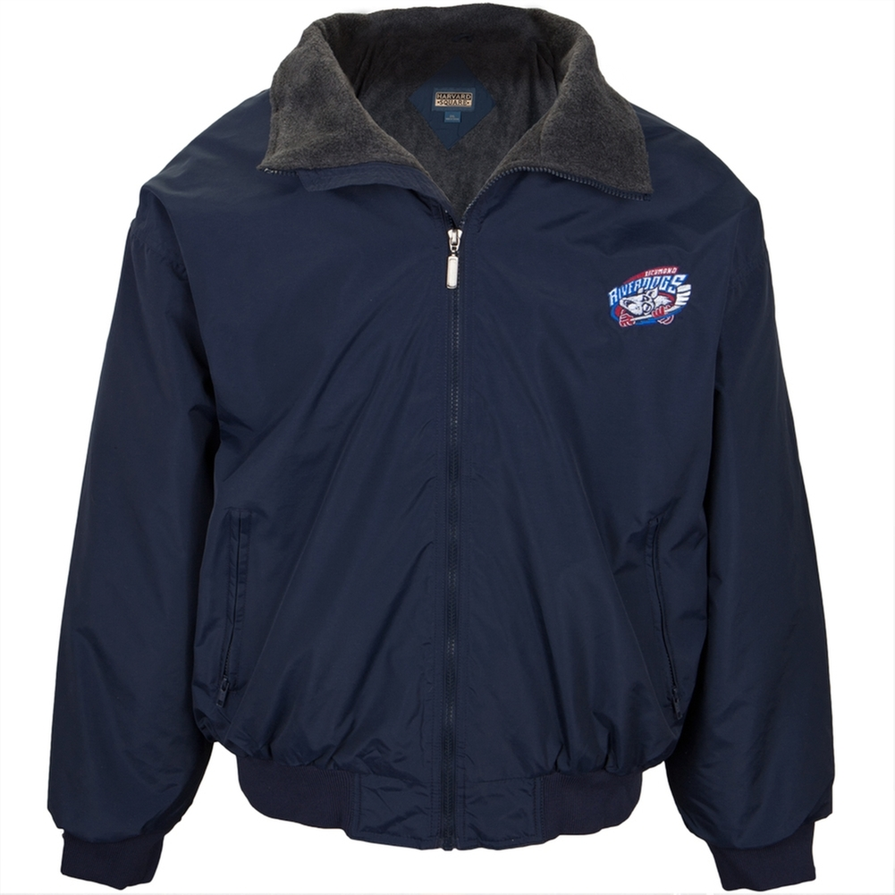 Richmond Riverdogs - Logo Navy Jacket