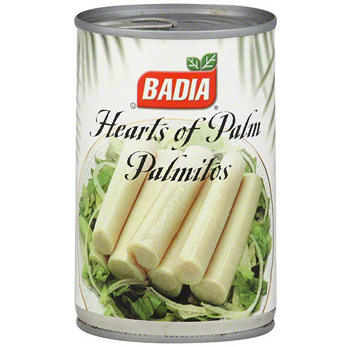 Badia Hearts Palm, 14 oz (Pack of 12)