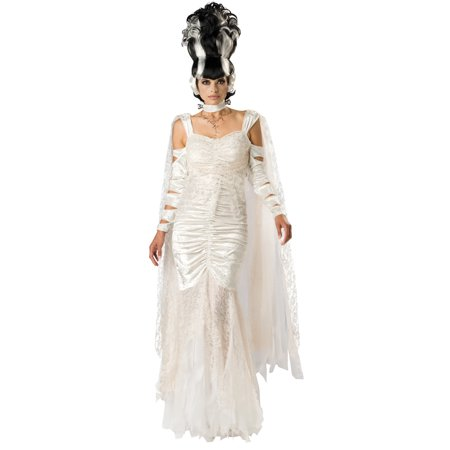 Monster Bride Halloween Costume (Monster Bride Elite Adult Halloween)