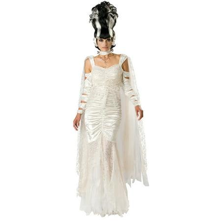 Monster Bride Elite Adult Halloween (Women's Monster Costume)