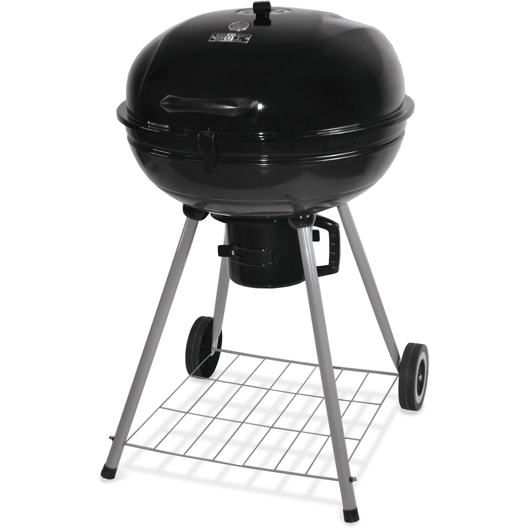 "Backyard Grill 22"" Kettle Grill, Black"