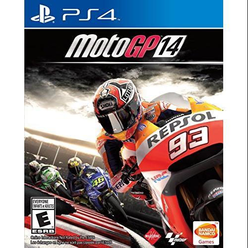Namco Motogp 14 - Racing Game - Playstation 4 (12007_2)