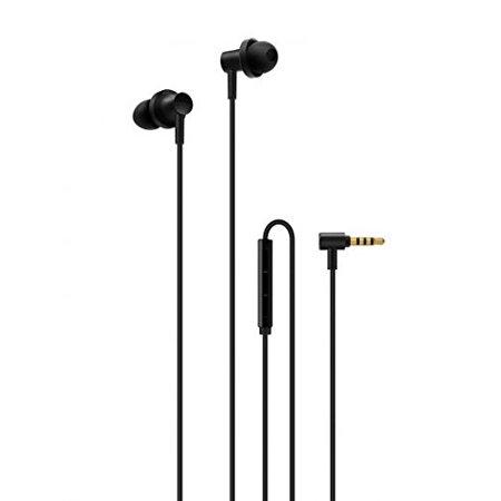 Xiaomi Hybrid Dual Mi Hybrid Earphone In-Ear Headphones Multi-Unit Circle Iron Mixed Piston Earphones, 2nd Generation - Walmart.com