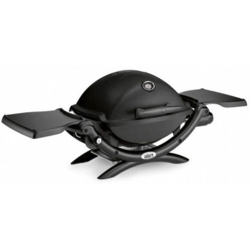 Weber 51010001 Q1200 Liquid Propane Grill & Table
