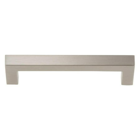 Brushed Nickel 3' Pull - Atlas Homewares Successi Collection Cabinet Pull - 3 in. - Brushed Nickel