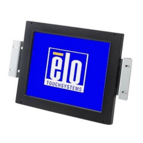 """Tyco 3000 Series 1247l Touch Screen Monitor - 12"""" - Surface Acoustic Wave - 800 X 600 - 4:3 - Black (e655204)"""