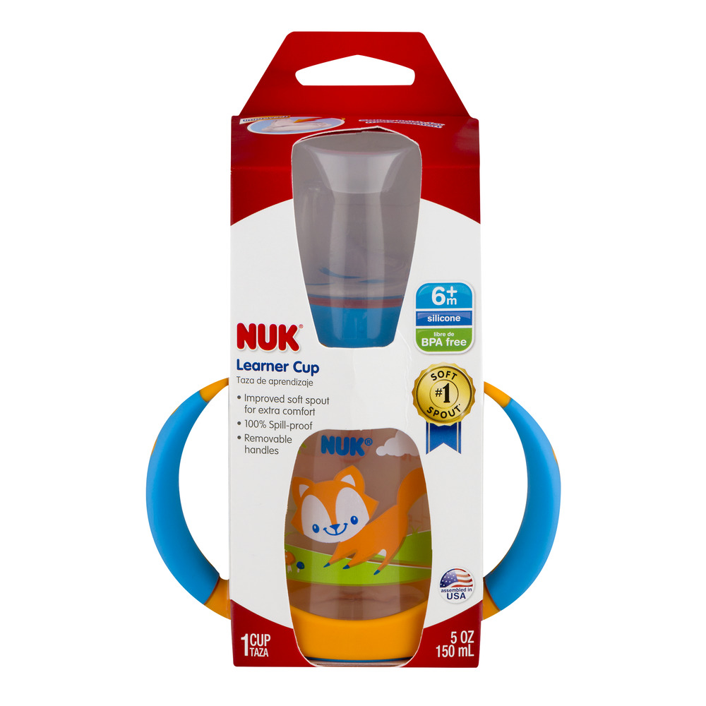 Nuk Learner Cup 6+m, 1.0 CT