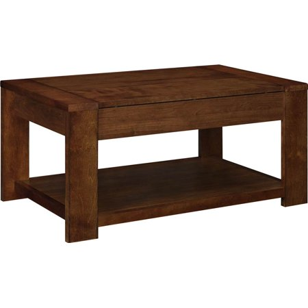 Lift Up Coffee Table In Madison Cherry