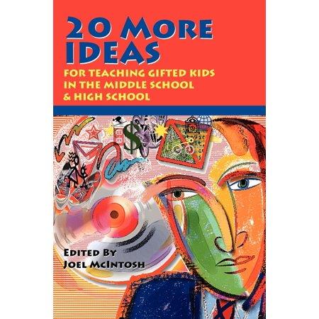 20 More Ideas