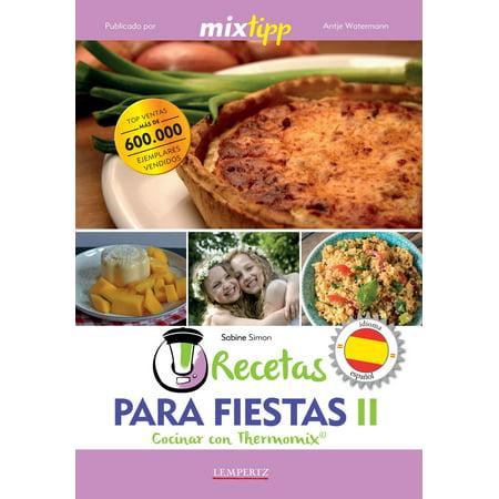 MIXtipp: Recetas para fiestas II (español) - eBook](Tematica Para Fiestas De Halloween)