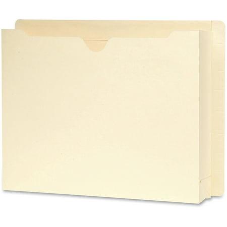 Smead, SMD76910, End Tab Expansion File Jackets, 25 / Box, Manila