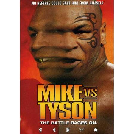 Mike Vs Tyson (DVD)