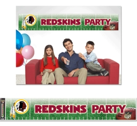 Washington Redskins Party Banner by Wincraft, Inc.