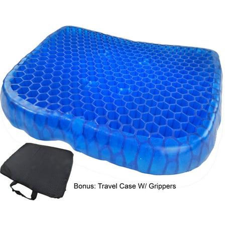 egg honeycomb gel seat cushion ergonomic orthopedic. Black Bedroom Furniture Sets. Home Design Ideas