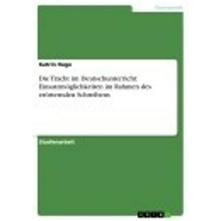 Die Tracht im Deutschunterricht: Einsatzmöglichkeiten im Rahmen des erörternden Schreibens - eBook (Yellow Rahmen Sonnenbrillen)