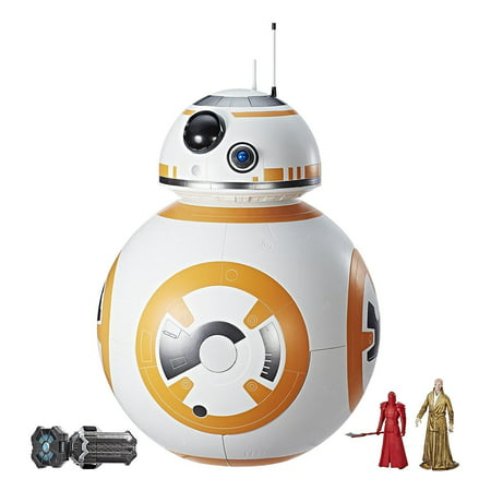Star Wars Force Link BB-8 2-in-1 Mega Playset including Force - Star Wars Remote Control