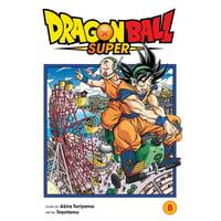 Dragon Ball Super, Vol. 8