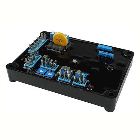 AVR AS480 Automatic Voltage High Performance Stable Replacement for Generator Stabilizers Electronic Component& Supplies Universal AVR for AS480
