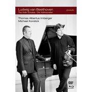 Beethoven: The Violin Sonatas (Box Set) (Blu-ray) by