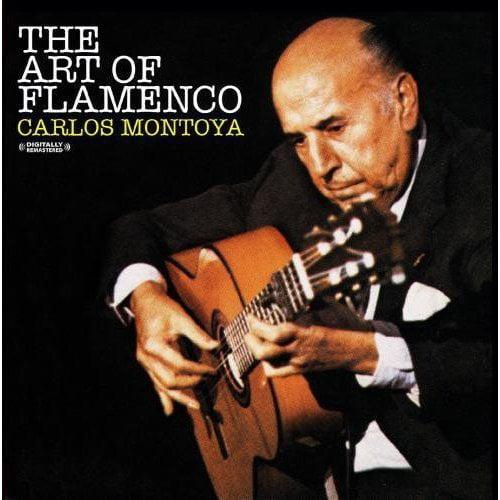 Carlos Montoya - Art of the Flamenco [CD]