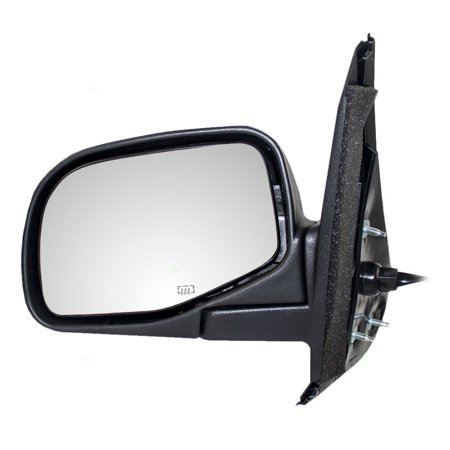 Explorer Power Side View Mirror (Drivers Power Side View Mirror Heated Replacement for Ford Explorer F5TZ 17683)