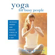 Yoga for Busy People - eBook