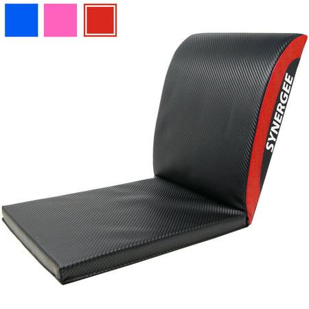 Synergee Core Ab Mat Abdominal Mat Sit-Up Pad - Abdominal Trainer Mat
