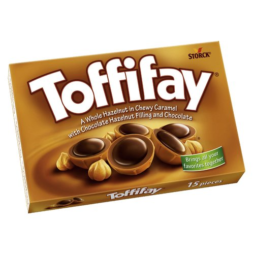Toffifay Candy, 15 count, 4.8 oz